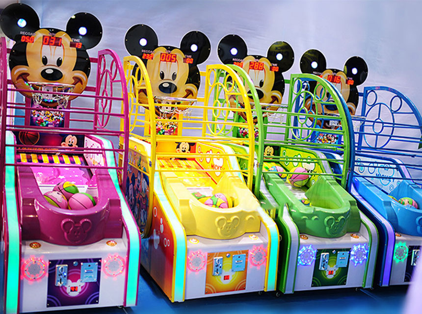 arcade machines manufacturer