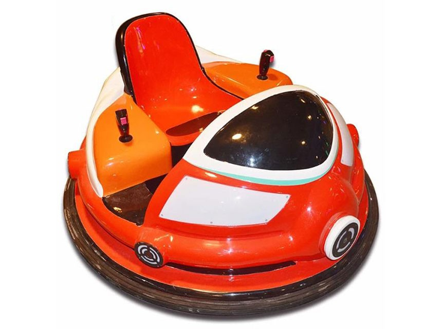 Space battle ship bumper Car